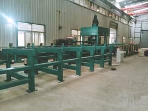 Automatic Bar Straightening Machine