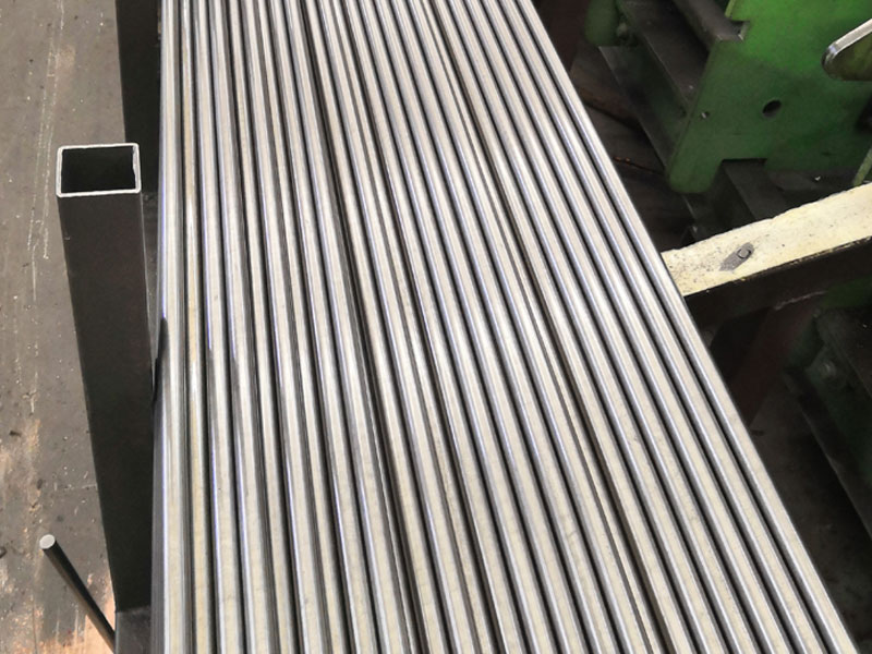 Stainless Wire Coil To Bar Combined Drawing Machine