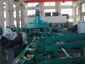 2-ROLL Straightening Machine for Bright Bar
